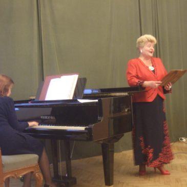 Концерт  «Муза Пушкина  Анна Керн в Риге»