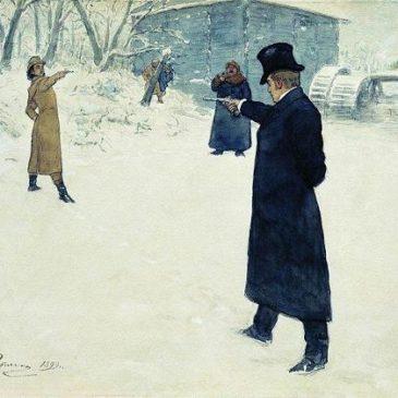Леонид Ленц: Дуэль продолжается… (Херманис против Пушкина)