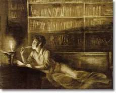 Выставка картин Ларисы Антоновой «Волшебные места, где я живу душой»