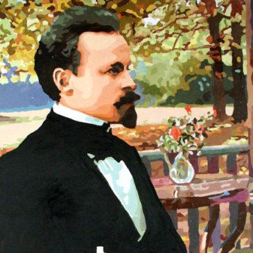 150 лет Константину Бальмонту