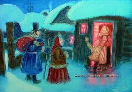 Пушкинское общество Латвии поздравляет с Новым 2019 годом! Встречайте!