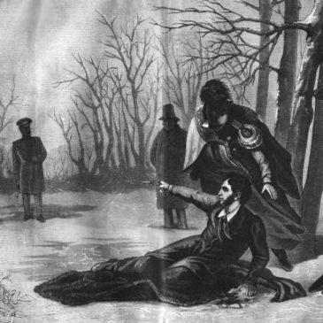 Н. Лебедева, С. Видякина: «Еще раз о дуэли Пушкина с Дантесом»